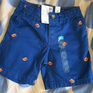 3/$20🐟Piranha shorts!